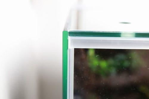 RainForestのガラス